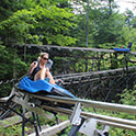 Attitash Mountain Coaster