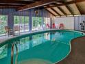 Four Seasons Lodge indoor pool