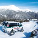 Snow Coach Mt Washington Auto Rd