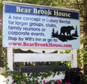Bear Brook House