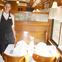 Conway Scenic Dining Car