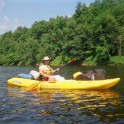 Outdoor Escapes kayaking North Conway NH