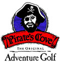 Pirates Cove mini-golf North Conway NH