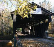 Whittier Covered Bridge Ossipee NH