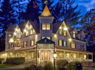 Bernerhof Inn Bed & Breakfast lodging in Glen NH