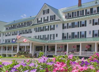 Eagle Mountain House & Golf lodging in Jackson NH