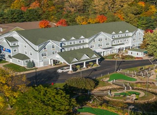 Comfort Inn lodging in North Conway NH