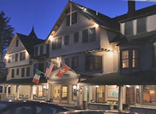 The Wentworth lodging in Jackson NH