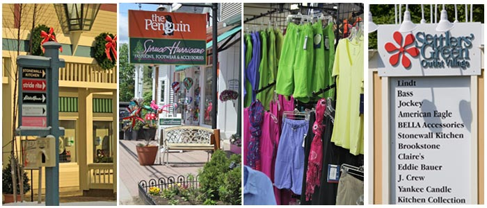 North Conway NH Area Tax Free Shopping