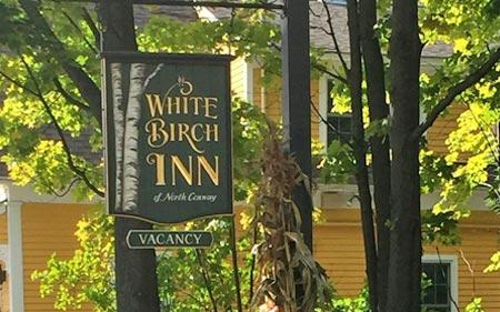 White Birch Inn, North Conway Village