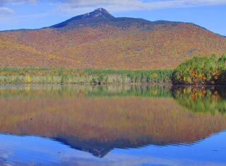 Summer fun at Mt. Chocorua Champney Falls Trail