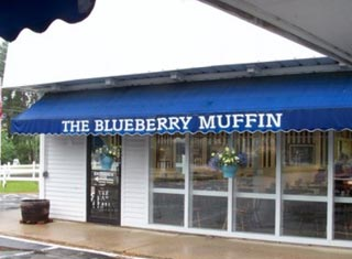 Blueberry Muffin Restaurant in North Conway NH