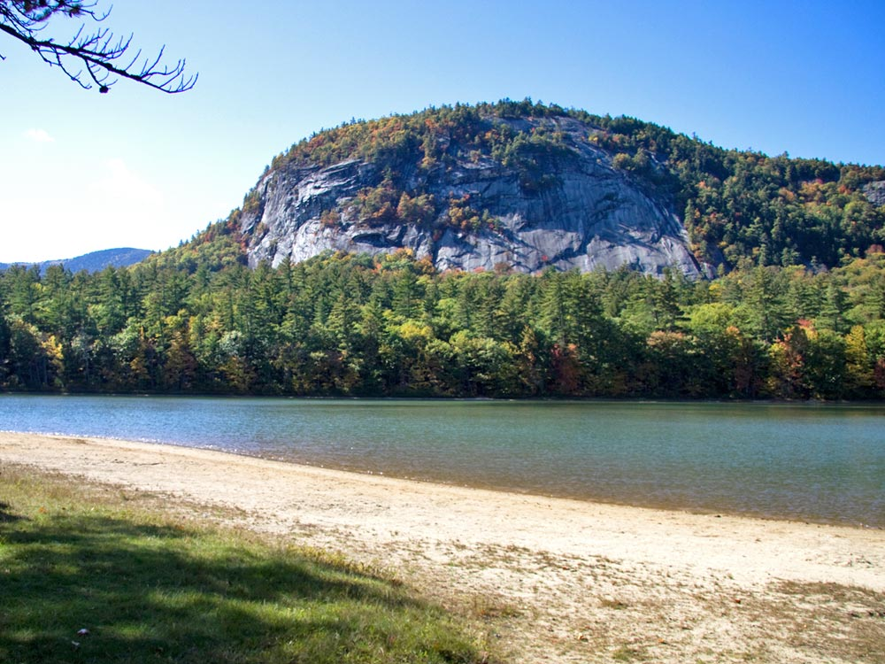 Echo Lake State Park - North Conway